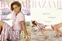 Kristen Stewart's 'Harper's Bazaar' UK Covers: Stuns InChanel