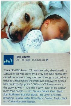 What a touching story!