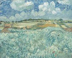 Vincent van Gogh, Plain Near Auvers, 1890