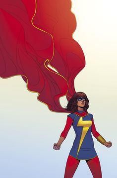 THE ALL-NEW MS. MARVEL: Cover for Ms. Marvel #3 unveiled! Art by Matt Wilson