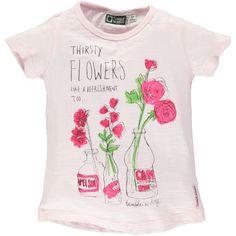 mini girls tee   Tumble 'N Dry
