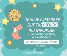 Sueños Inspiración - Conociendo Tu Mente  #sueños #motivacion #inspiración #citas #frases #frasespositivas #frasesmotivadoras #conociendotumente