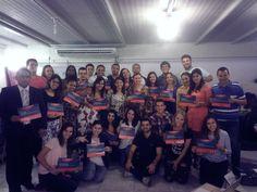Analista de Mídias Sociais, edição Belo Horizonte.  O primeiro curso do Brasil com módulo de Neuromarketing e com caderno de ferramentas para social media.