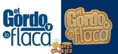 Television Show - Promotions - Marketing - Custom Cookies - El Gordo y La Flaca - Give Aways