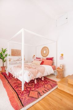 Our Home Renovation Projects: What's Done, What's Left + When We Plan To… – Home Improvement Do-it-yourself – einrichtungsideen wohnzimmer Room Ideas Bedroom, Home Bedroom, Bedrooms, Bright Bedroom Ideas, Bedroom Rugs, Dream Rooms, Dream Bedroom, Casa Hygge, Home Interior