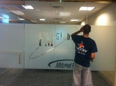 107 Best Frosted Etched Vinyl Window Graphics Images