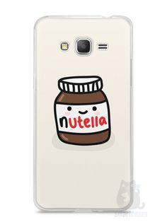 Capa Samsung Gran Prime Nutella #2 - SmartCases - Acessórios para celulares e tablets :)