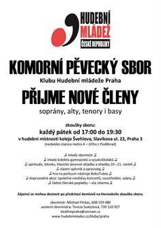 JM Czech Republic: http://www.hudebnimladez.cz/kluby/praha/ #praha #jeunessesmusicales #hudebni #mladez #jmimusic