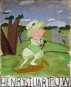 FOCUS: ROSE WYLIE at TATE BRITAIN