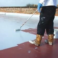 Protect your home with SANI-TRED's rubber waterproofing solution. Our liquid rubber coating product can help you avoid any major waterproofing problems before it's too late. Spray Insulation, Roof Insulation, Liquid Waterproofing, Epdm Pond Liner, Elastomeric Roof Coating, Liquid Roof, Roof Sealant, Concrete Fountains, Roofing Systems