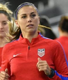 Alex Morgan || SheBelieves Cup (March 7, 2018)
