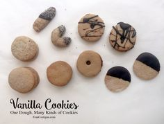 Fran Costigan's Vegan Vanilla Cookies