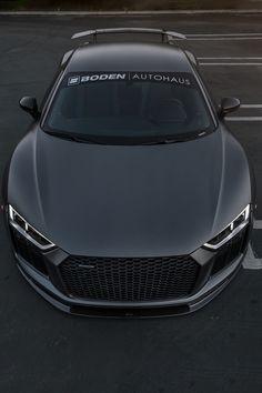 "motivationsforlife: ""Audi R8 by Boden Autohaus"""