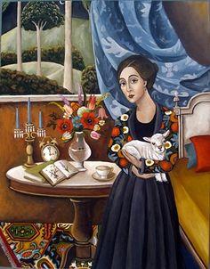 art, renaissance, portrait paintings, contemporary realism, queen, royals, old masters, bronzini, italian art, septor, catherine nolin