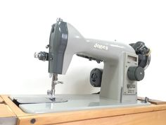 Jones Brother Heavy Duty Semi Industrial Sewing Machine + Walking Foot by SEWING4EVERYONE on Etsy