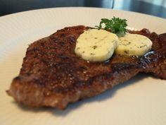 Steak - Bearnaisesmør
