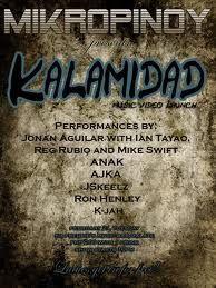 Jonan Aguilar - Kalamidad Official Poster
