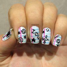 #NailArt #Nail #Nails
