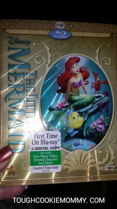 The Little Mermaid Enchants A Whole New Generation! #Giveaway