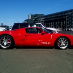 Ford GT @ Infineon Raceway