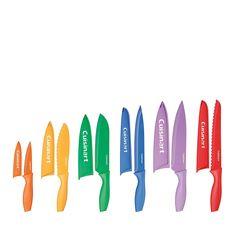 Cuisinart Advantage 12-Piece Color Knife Set | Bloomingdale's