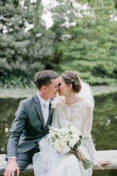 Brick Bay wedding by Anna Kidman