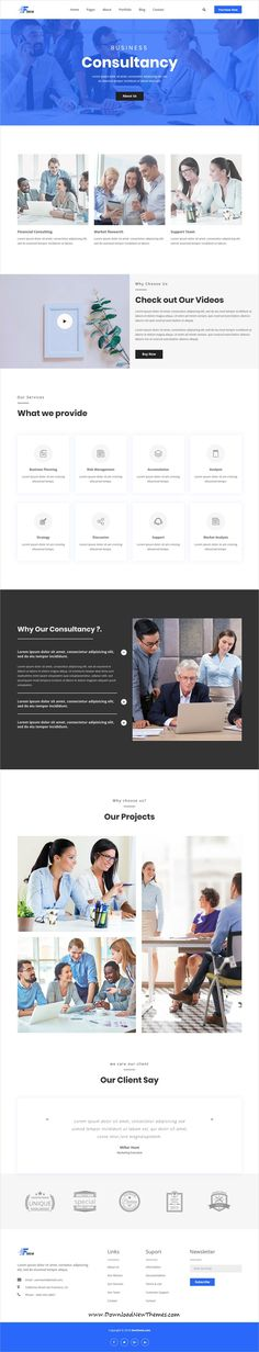 Fixco is a clean and modern design responsive multipurpose bootstrap HTML #template for creative #business #consultancy website with 9 niche homepage layouts to download & live preview click on image or Visit #webdesign