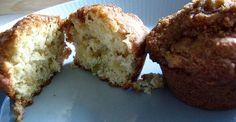 Apple Upside Down Muffins (gluten-free)