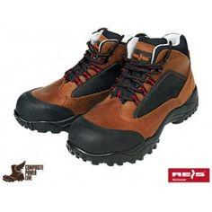Buty bezpieczne, trzewiki BCH, Kat. S3