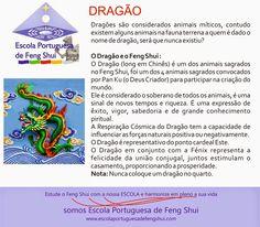 Escola Portuguesa de Feng Shui: DRAGÃO
