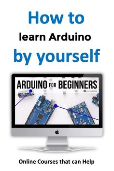 How to build prototypes with Arduino. This online course has open-and-go interactive lessons plus a kit to get you started! Learn Robotics, Robotics Engineering, Engineering Courses, Electronics Projects For Beginners, Arduino Beginner, Simple Electronics, Electronics Basics, Arduino Programming, Arduino Sensors