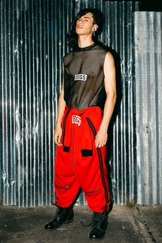"Bangkok-based menswear label Takara Wong introduces their collection ""Love to Hate Me"" inspired by the forbidden underground racing culture of Japan. Men Street, Street Wear, Shawn Mendes, Under Armour, Menswear, Latest Issue, Mens Fashion, Street Style, Dancers"