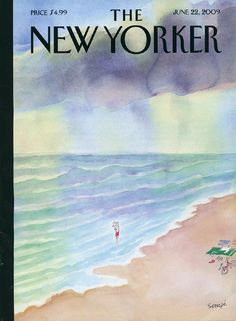 June 22, 2009 The New Yorker cover