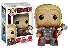 Age of Ultron Avengers 2 POP! Bobble Head Vinyl Figure - Thor