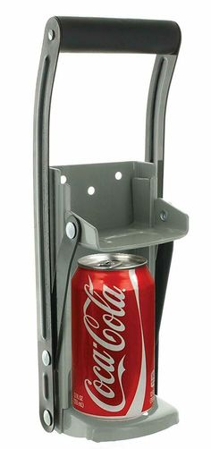 Bottle Opener Bar Tool Norpro Heavy Duty Wood Handle Soda Pop Beer Can Punch