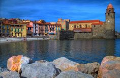 Collioure, Languedoc-Roussillon (France)