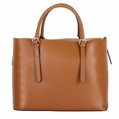 baffff04e343 Marlafiji Jennifer Cognac Italian leather handbag www.marlafiji.com