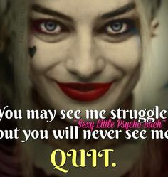 Never.♡ ever quit ....love this.   I got two Ant man and her