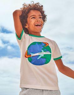 Explorer T-Shirt by Mini Boden