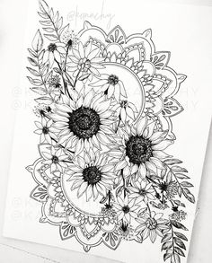 Finally doing something I can sell on my website! My most recent endeavor in ink is and coming to life slowly but surely! While drawing this I have learned 2 chapters of conversational French and finished Mad Men. Definitely taking good time an Leg Tattoos, Body Art Tattoos, Tattoo Drawings, Sleeve Tattoos, Tatoos, Fish Tattoos, Tattoo Arm, Dotwork Tattoo Mandala, Mandala Tattoo Design
