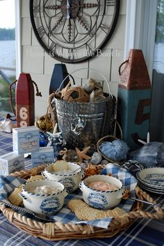 Blue Crab Bay Co.  We visited their store when we were on the Eastern Shore of Virginia.
