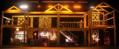 The Dollhouse from The Crossing Church in Tampa, FL   Church Stage Design Ideas
