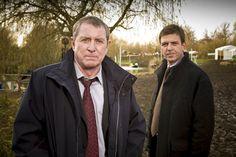 #InspectorBarnaby: Fünf neue #Folgen ab #Sonntag im #ZDF › Stars on TV