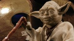 What if Jedi Master Yoda was voiced by Burgess Meredith?