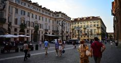 Del Cambio, Turin