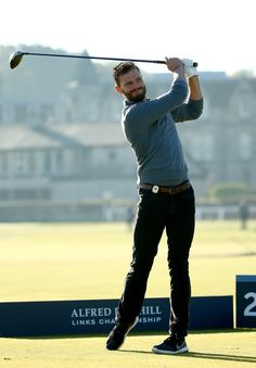 ADL Championship - Old Course St.Andrews, Scotland. Day 1  October 1st, 2015. http://everythingjamiedornan.com/gallery/thumbnails.php?album=69