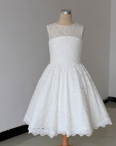Hey, I found this really awesome Etsy listing at https://www.etsy.com/listing/193284086/flower-girl-dress-lace-flower-girl-dress