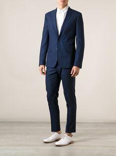MAISON MARTIN MARGIELA - slim fit suit 8