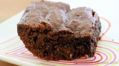 Gluten-Free and Flourless Brownies