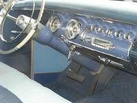 1955 Chrysler New Yorker 4 Door Sedan: 13 of 23